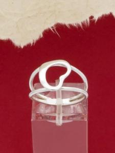 Сребърен пръстен - RM134CS