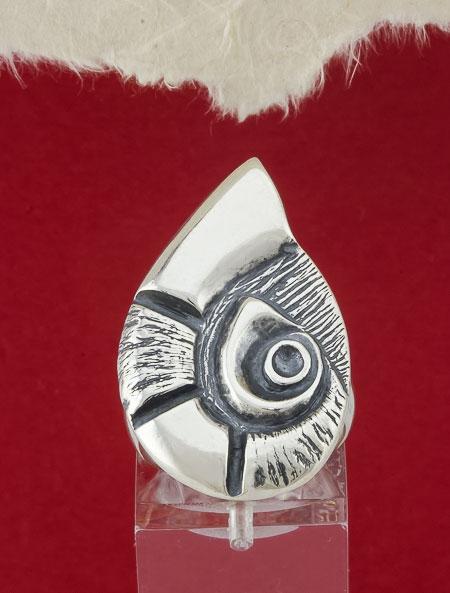 Сребърен пръстен - RK30