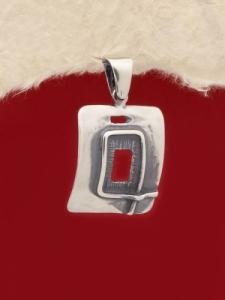 Сребърен медальон - PK35