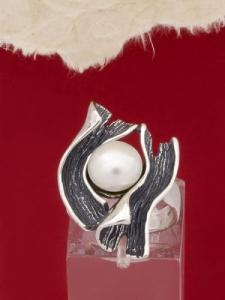 Сребърен пръстен - RK250