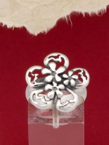 Сребърен пръстен - RK248