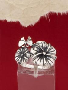 Сребърен пръстен - RK246