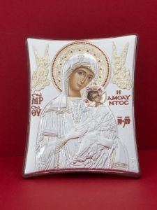 Сребърна икона - Св. Богородица - 102TBR1FWC