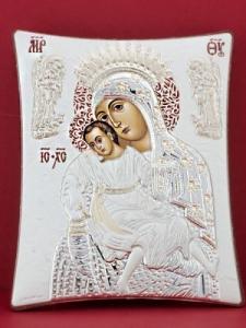 Сребърна икона - Св. Богородица - 135TBR1FWE