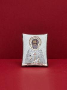Сребърна икона на Св. Сергей - 143TBR1FWA