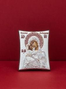 Сребърна икона - Пресвета Богородица - 146TBR1FWA
