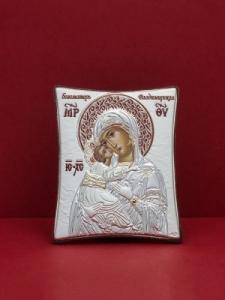 Сребърна икона - Пресвета Богородица - 146TBR1FWB