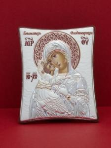 Сребърна икона - Пресвета Богородица - 146TBR1FWC