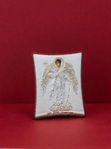 Сребърна икона - Св. Ангел Пазител - 148TBR1FWA