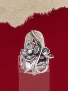Сребърен пръстен - RK211