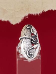 Сребърен пръстен - RK212