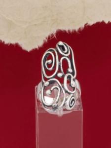 Сребърен пръстен - RK216