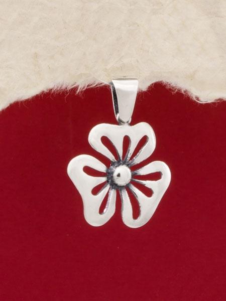 Сребърен медальон - PK270