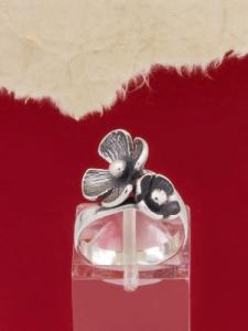 Сребърен пръстен RK192