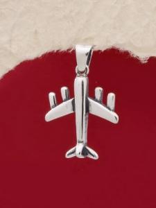 Сребърен медальон - P461