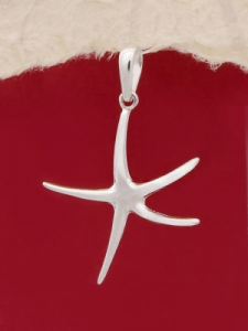 Сребърен медальон - P464