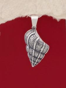 Сребърен медальон - P466