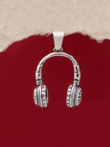 Сребърен медальон - P480