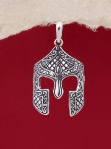 Сребърен медальон - P509
