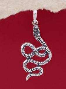 Сребърен медальон - P491