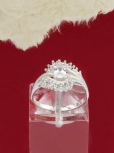 Сребърен пръстен - R480