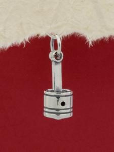 Сребърен медальон - P413