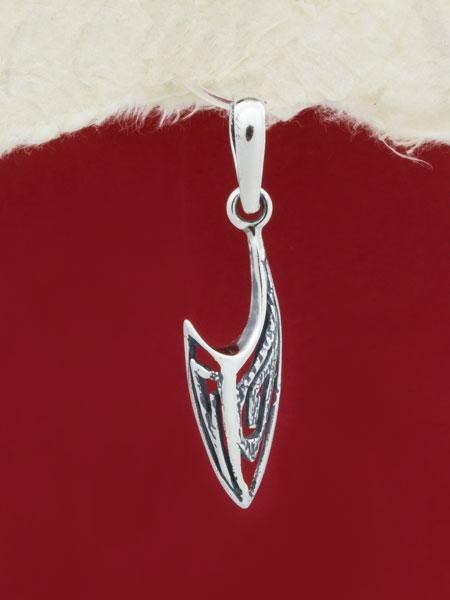 Сребърен медальон - PK233