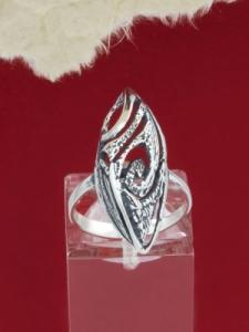 Сребърен пръстен - RK233