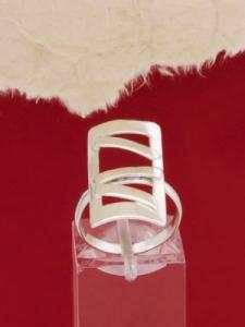 Сребърен пръстен - RK196