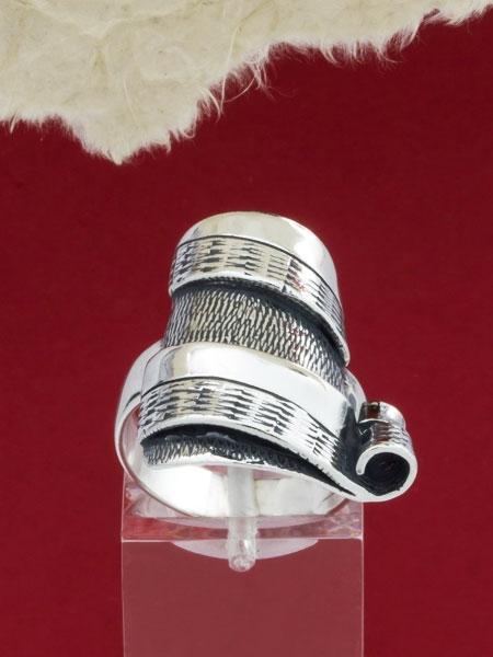 Сребърен пръстен - RK222