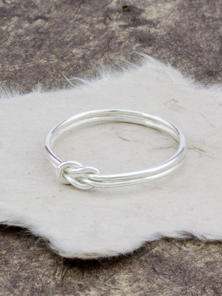 Сребърен пръстен - SR32