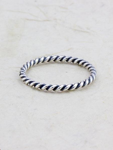 Сребърен пръстен - SR23