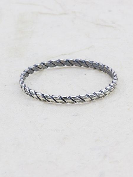 Сребърен пръстен - SR24