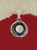 Сребърен медальон - SPK26