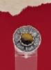Сребърен пръстен - PK22 - Тигрово Око
