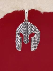 Сребърен медальон - P510