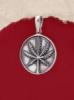 Сребърен медальон - P498