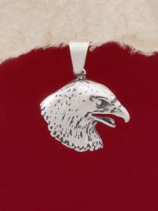 Сребърен медальон - P450