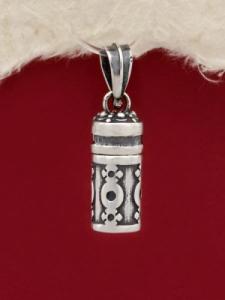 Сребърен медальон - P445