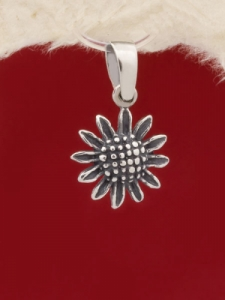 Сребърен медальон - P426