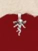 Сребърен медальон - P423