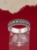 Сребърен пръстен HMS033