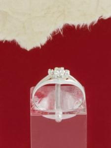 Сребърен пръстен - R484
