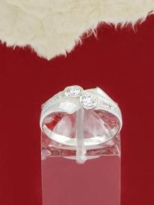 Сребърен пръстен - R483