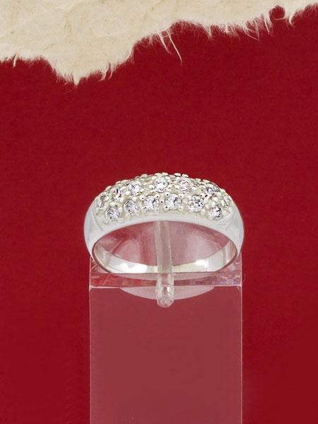 Сребърен пръстен - R475