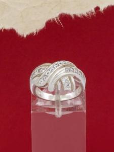 Сребърен пръстен - R474