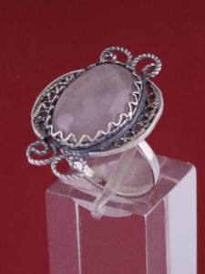 сребърен пръстен FR131