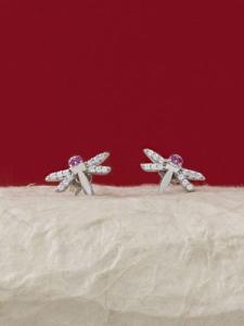 Сребърни минималистични обеци - E049T