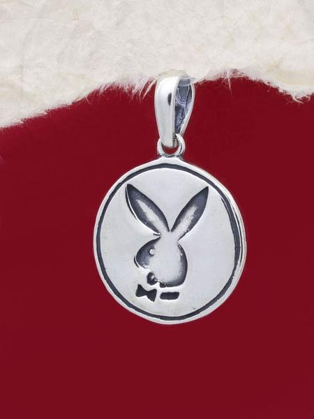 Сребърен медальон - P521