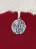 Сребърен медальон - P519